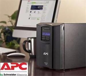 NEW* APC SMART-UPS 120V SYSTEM APC Smart-UPS 1000VA LCD Electronics Batteries Power  Surge Protectors 91007606