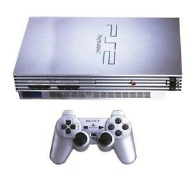 For Sale - PlayStation 2 Console & Controllers