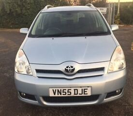 TOYOTA COROLLA VERSO 2005 DIESEL 2.0 FOR SALE!!!!