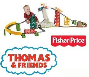 NEW FP THOMAS TANK TRACKMASTER SET FISHER PRICE THOMAS AND FRIENDS AVALANCHE ESCAPE SET - KIDS TOYS GAMES 96147456