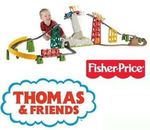 NEW FISHER PRICE TRACKMASTER SET   THOMAS AND FRIENDS TRACKMASTER AVALANCHE ESCAPE SET - KIDS TOYS GAMES  90220960