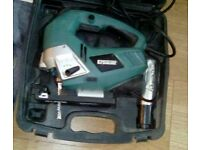 Great condition Erbauer 18 v jigsaw