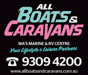 New & Used Caravans for Sale - North of River Kingsley Joondalup Area Preview