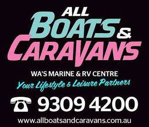 All Boats & Caravans need Quality stock - Sell your van with us! Kingsley Joondalup Area Preview