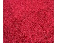 Shaggy Carpet 120cm / 160 cm, near new (used for couple of weeks only)