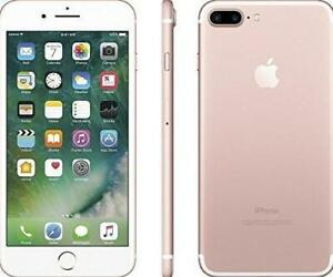 BRAND NEW IPHONE 7 PLUS 128GB / UNLOCKED/COMES WITH WARRANTY
