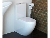 Maderno Signature Standard Close Coupled Toilet White