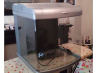boyu 80 litre tank in silver, needs a light fitting. sell or swap?