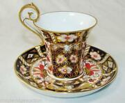 Royal Crown Derby Imari 2451