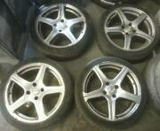 Fox Alloy Wheel 17