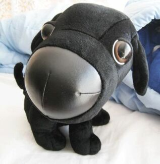 THE DOG Artlist Collection Huge Head Wag Tail Bark Plush Toy Doll Epping Ryde Area Preview