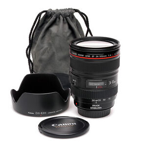 Canon 24-105L F4 IS