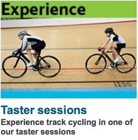Cycle the Olympic velodrome track - taster session 21st October @ 4pm 1hr beginner - elite rider