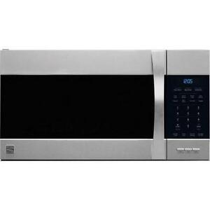NEW Kenmore 1.6 CF Microwave Oven