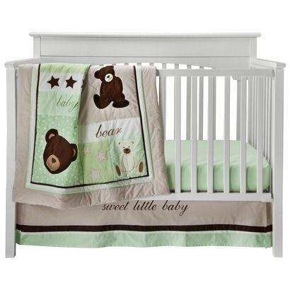 Baby Crib Bedding Sets Bear Ebay