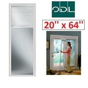 NEW ODL ENCLOSED BLIND HP FRAME 302954 223389141 20'' x 64'' LIGHT TOUCH