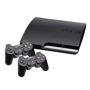 Ps3 with 2 controllers $110 OBO