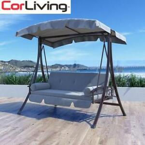 NEW* CORLIVING PATIO SWING PNT-532-S 183622944 NANTUCKET DAYBED