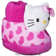 Hello Kitty Toddler Slippers