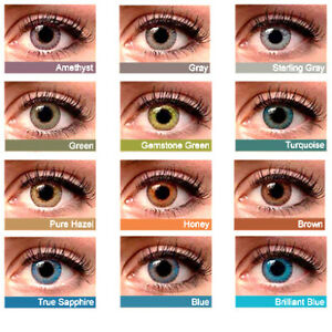 FreshLook ColorBlend Contacts * Non Prescription*