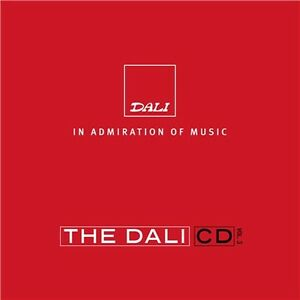 Dali CD VOL 3 (limitierte audiophile Test CD)