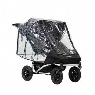 Mountain Buggy Duet Double Storm Cover / Rain Cover
