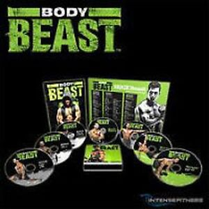 Body Beast $40 WORKOUT DVD Call or teX Jeremy 647-609-7978