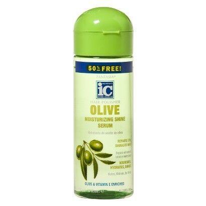 Fantasia IC Olive Moisturizing Shine Serum Hair Polisher 178ml