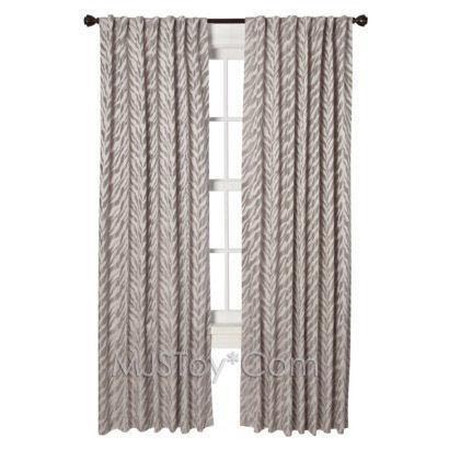 Purple Grey Curtains Ebay