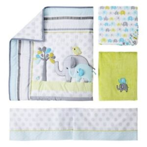 Baby Crib Bedding and Curtains