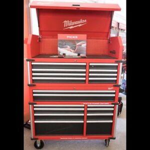 Wanted: Milwaukee toolbox