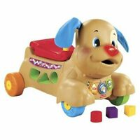 Fisher Price Laugh And Learn Sit & Ride Puppy