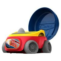 Disney Cars 3 in 1 Red Boys Potty Chair Training Seat and Stool