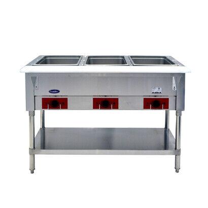 Atosa CSTEA-3 Electric Steam Table