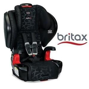 NEW BRITAX BOOSTER CHILD CAR SEAT 196594428 Pinnacle ClickTight (G1.1) Harness to Booster Car Seat Mosaic