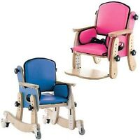 Special Needs PAL chair with activity tray