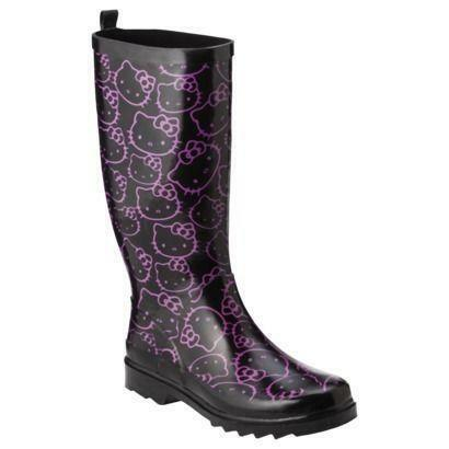 Women Hello Kitty Boots | eBay