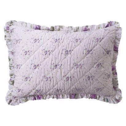 Lavender Pillow Shams Ebay