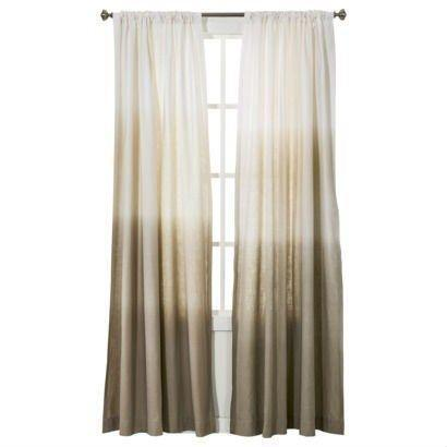 Ombre curtains ebay