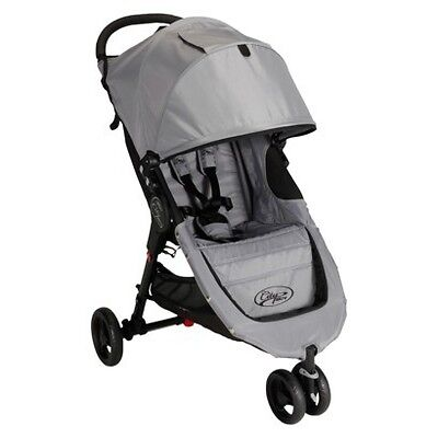 Jogging Stroller Baby Jogger City Micro Single Gray Black NEW on Rummage