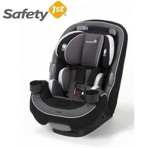 OB SAFETY 1ST 3 IN 1 CAR SEAT 22637CRNN 190039195 GROW AND GO OPEN BOX