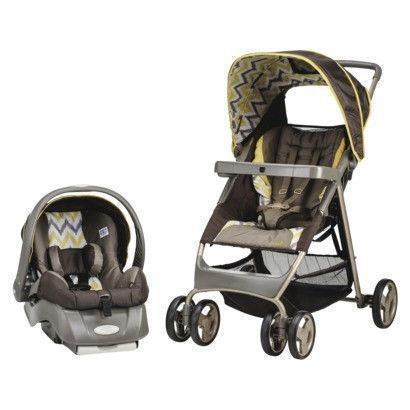 Baby Stroller Car Seat Travel System Ebay