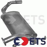 Mitsubishi Colt Exhaust