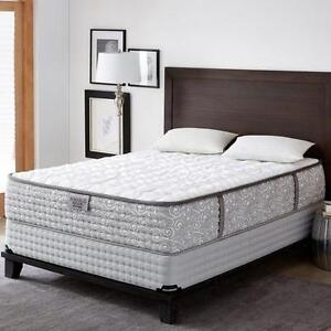 BrandNew Kingsize KingsDown Romance Collection Mattress