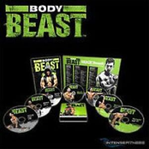 Body Beast $30 WORKOUT DVD Call or teX Jeremy 647-609-7978