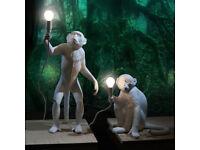 Brand new unopened Seletti Monkey lamp rrp £ 230 ++