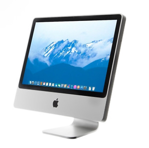 "20"" iMac"