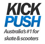 KICK PUSH SKATE AND SCOOTER STORE