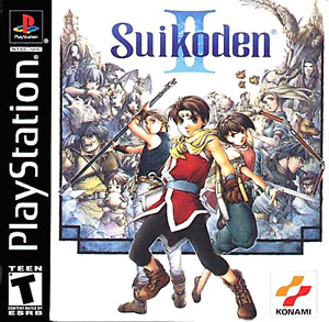 Suikoden 2 for PS1 Complete
