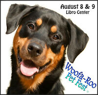 VENDOR BOOTHS AVAILABLE AT 3rd ANNUAL WOOFA~ROO PET FEST